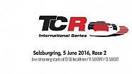 Canlı : TCR International Series - Salzburgring, 2. Yarış