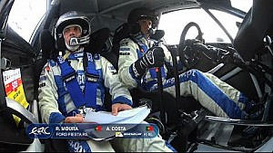 FIA ERC - Azores Airlines Rallye 2016 - Moura OBC SS2 Full Stage