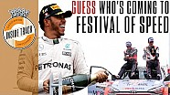 Lewis Hamilton joins star-studded motorsport legends at FoS!