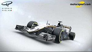 Giorgio Piola - A look at the evolution of the Force India VJM09