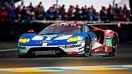 Ford GT ile Le Mans'da 360 derecelik bir tur