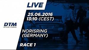 Live: DTM Norisring 2016 - Race 1
