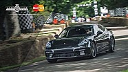 Exclusive: Grey's Anatomy Star Patrick Dempsey Debuts Porsche Panamera Prototype