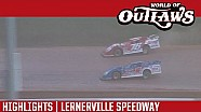World of Outlaws Craftsman Late Models Lernerville Speedway June 25th, 2016 Make-Up | HIGHLIGHTS
