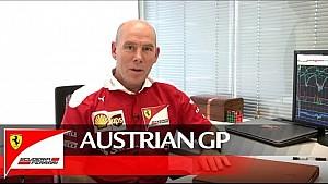 The Austrian GP with Jock Clear - Scuderia Ferrari 2016
