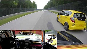 PWC 2016 Road America Onboard Highlights - Patrick Wilmot #18 TCB