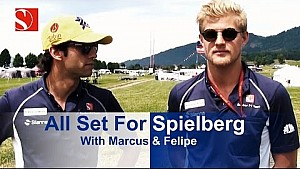 All Set For The Austrian Grand Prix - Sauber F1 Team