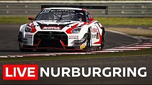 LIVE - Blancpain Sprint - Nurburgring - Free Practice 1