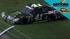 Busch: 'Joey just drove straight through us'