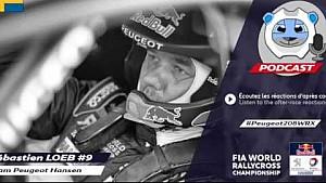 Round #6-Sweden- Höljes-Sébastien Loeb-Sunday-FR
