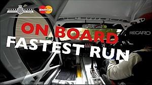 On Board: 780hp Subaru Impreza's FOS Winning Run!