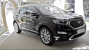The craft behind the Ford Vignale Signature Collection