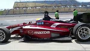 Sunday at Iowa Speedway