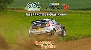 ERC Rally Estonia 2016 - Free Practice & Qualifying