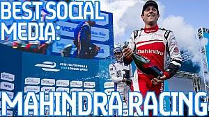 F.E Social Media Award: Mahindra Racing