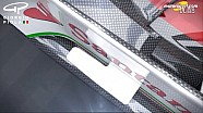 Giorgio Piola - 法拉利SF16-H前翼变化
