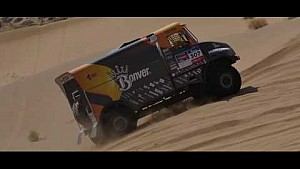 Bonver Dakar Project - Silk Way Rally 2016 - Stage 14/14. etapa
