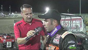 World of Outlaws Craftsman Sprint Car Series Victory Lane from the Prelude to the Ironman