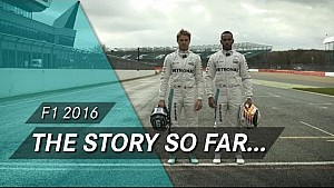 F1 2016 Highlights - Our Half-Term Report!
