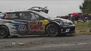 Rallye Deutschland - Saturday 2/2
