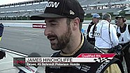 HPD Trackside -- Pocono IndyCar Qualifying Report
