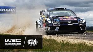 Rallye Deutschland 2016: HIGHLIGHTS / Review Clip