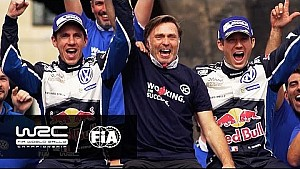 Rallye Deutschland 2016: WINNER Sébastien Ogier