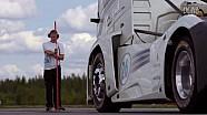 volvo最快卡车破速度记录