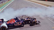 Donuts under the sun - Scuderia Toro Rosso