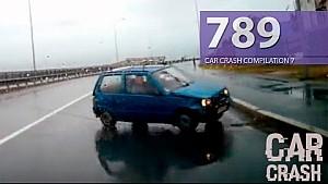 Car Crashes Compilation # 789 - September 2016
