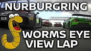Nürburgring Onboard Lap! Worm's Eye View