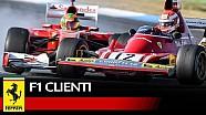37 anos de história em Ferraris em Hockenheim