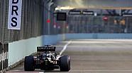 Singapur GP: Sıralama turlarının son dakikaları