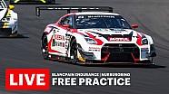 2016 Blancpain Endurance Series - Nurburgring - Free Practice - Live