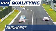 DTM Budapest 2016 - Qualifying (Race 2) - Re-Live (English)