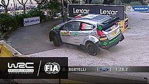 Rally de España 2016: SS1 ONBOARD Bertelli