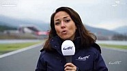 6 Hours of Fuji: Track walk