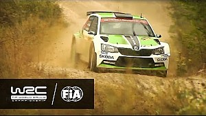 WRC 2 - RallyRACC Catalunya - Rally de España 2016: WRC 2 Highlights Friday