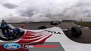 Ford MSA White & Red Lap 360 Video