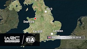 Wales Rally GB 2016: The 22 Stages
