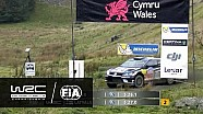 Wales Rally GB 2016: Highlights Stages 17-19