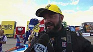 Shane Gray races to his First Wally of the year in Las Vegas