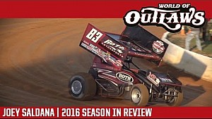 Joey Saldana | 2016 Season In Review
