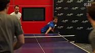 RGR车队和Alpine车队乒乓球大比拼