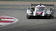 Porsche wins the FIA WEC 2016 at the 6h of Shanghai.