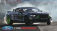 SEMA 2016: Breaking Out the Fleet at Ford Out Front with Vaughn Gittin Jr. | SEMA | Ford Performance