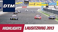 DTM Lausitzring 2013 - Highlights