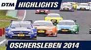 DTM Oschersleben 2014 - Highlights
