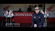 Stefan Bradl speaks of his Honda WorldSBK Team debut