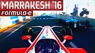 Les caméras embarquées de l'ePrix de Marrakech